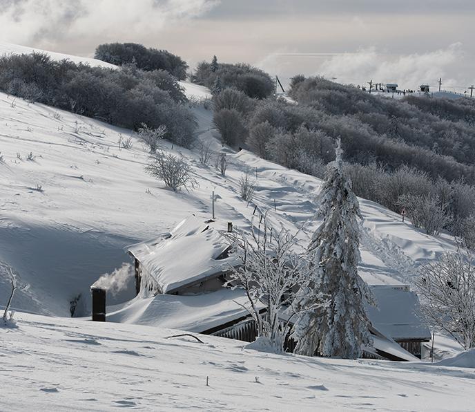 Vosges raquette 2020
